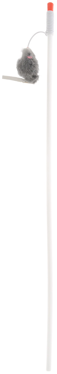 Игрушка-дразнилка для кошек Грызлик Ам Мышь, длина 118 см40.GR.064Игрушка-дразнилка для кошек Грызлик Ам Мышь способна расшевелить даже самого ленивого питомца, заставляя его двигаться, тем самым способствует развитию его мускулатуры и улучшению координации движений. Игрушка изготовлена из натуральных и экологически чистых материалов, прочная и безопасная как для взрослых кошек, так и для котят.Общая длина игрушки: 118 см.