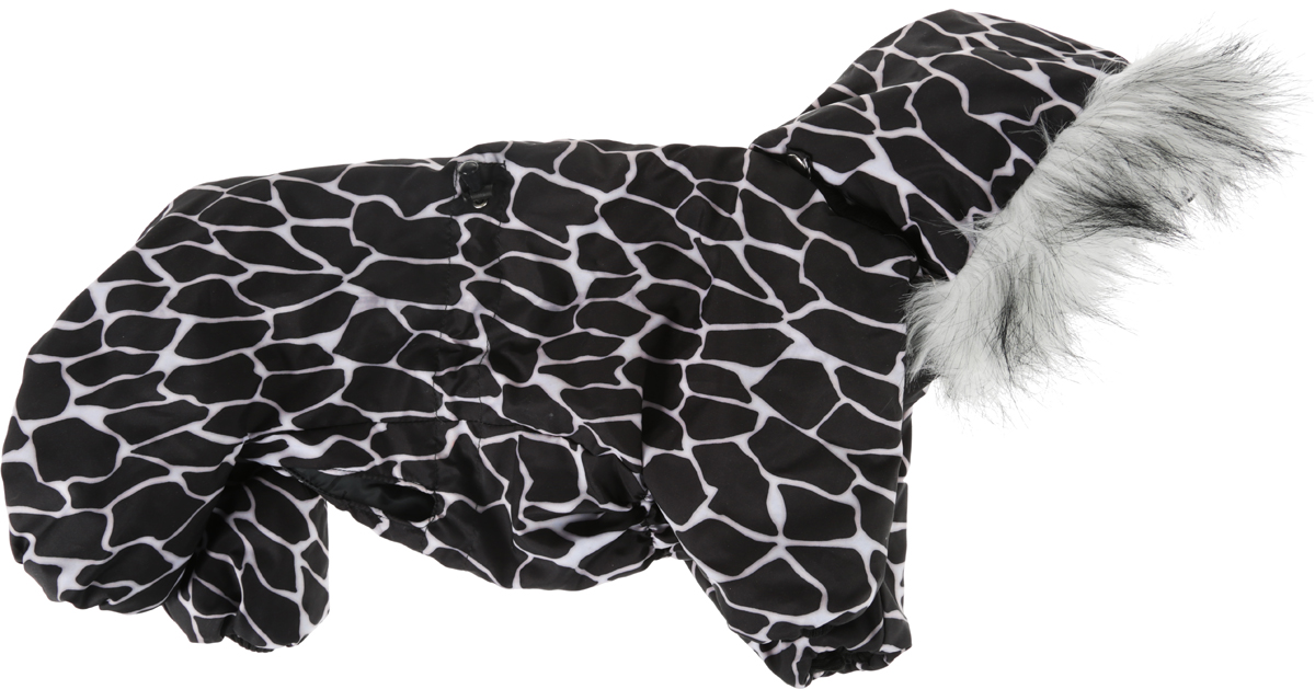"""Комбинезон для собак """"Kuzer-Moda"""", зимний, унисекс. Размер XL"""