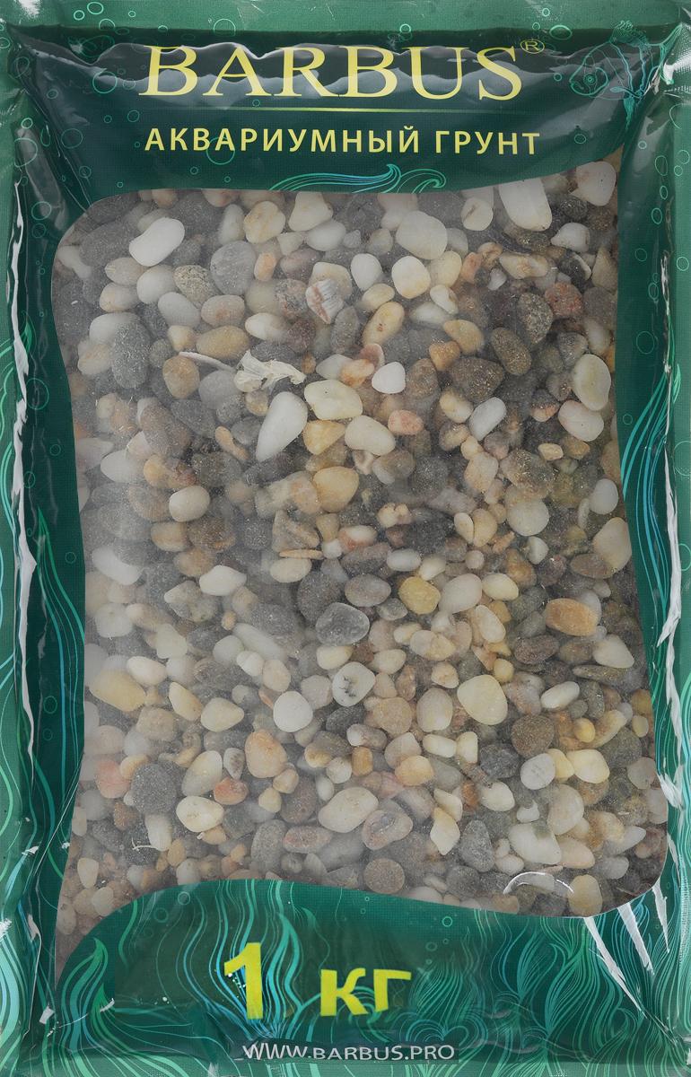 Грунт для аквариума Barbus Феодосия №0, натуральный, галька, 1-3 мм, 1 кг записки игумена феодосия