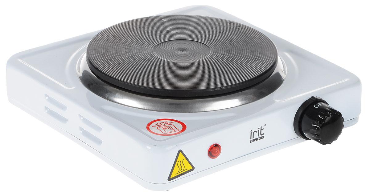 Irit IR-8004 настольная плитаIR-8004Компактная мощная электроплитка Irit IR-8004 на одну конфорку - отличное решение для дач, неотремонтированных квартир и прочих условий, близких к походным. Комфорт использования обеспечивается плавной регулировкой температуры и быстротой нагрева. Диаметр конфорки 155 мм - для различной металлической посуды, нагревательный элемент из чугуна - надежен и долговечен. Пять режимов нагрева облегчают контроль над ситуацией.