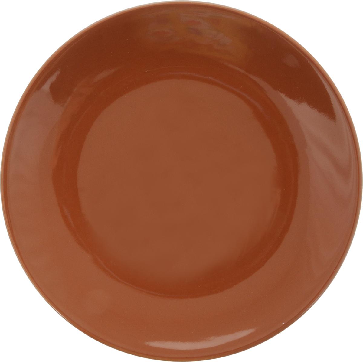 Тарелка десертная Ломоносовская керамика, диаметр 21 см dimplex камин venice hesford