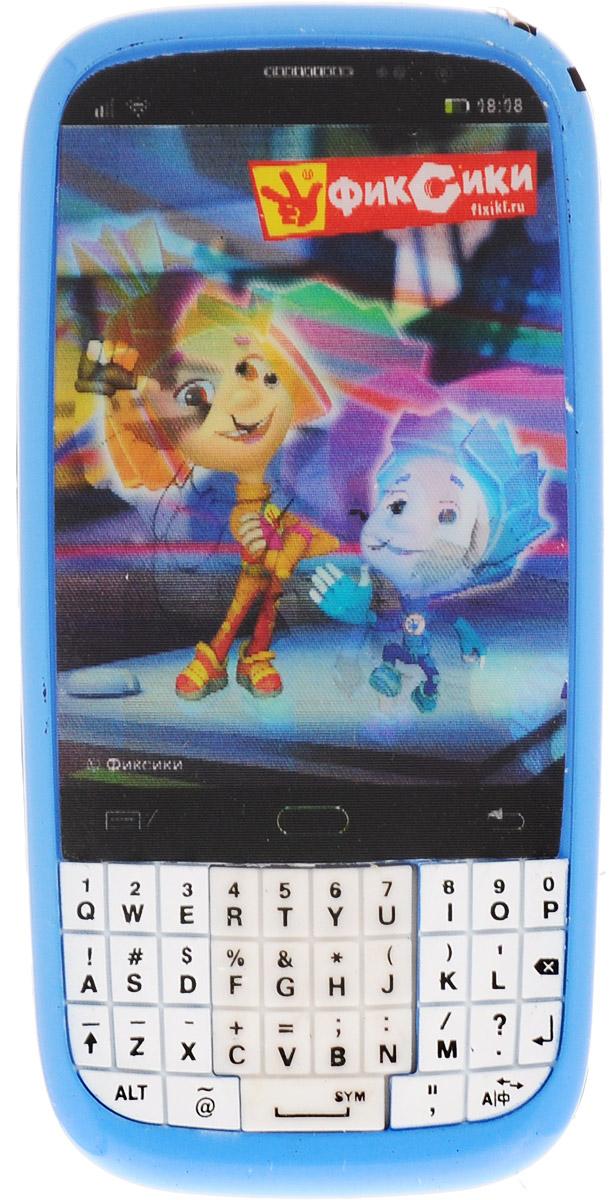 Фиксики Игрушечный мобильный телефон цвет синий