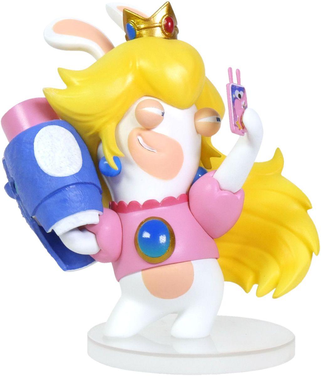 Mario + Rabbids Битва за Королевство. Фигурка Кролик-Пич 3 mario rabbids битва за королевство фигурка кролик пич 3