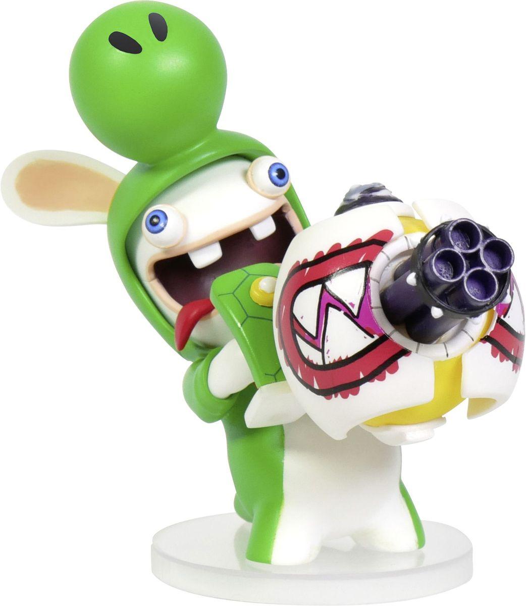 Mario + Rabbids Битва за Королевство. Фигурка Кролик-Йоши 3 фигурка ubisoft mario rabbids битва за королевство – кролик йоши 8 см