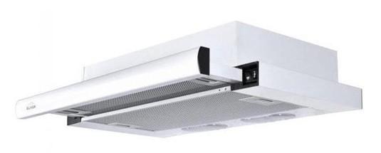 Elikor КВ II М-400-60-260, White вытяжка встраиваемая - Вытяжки