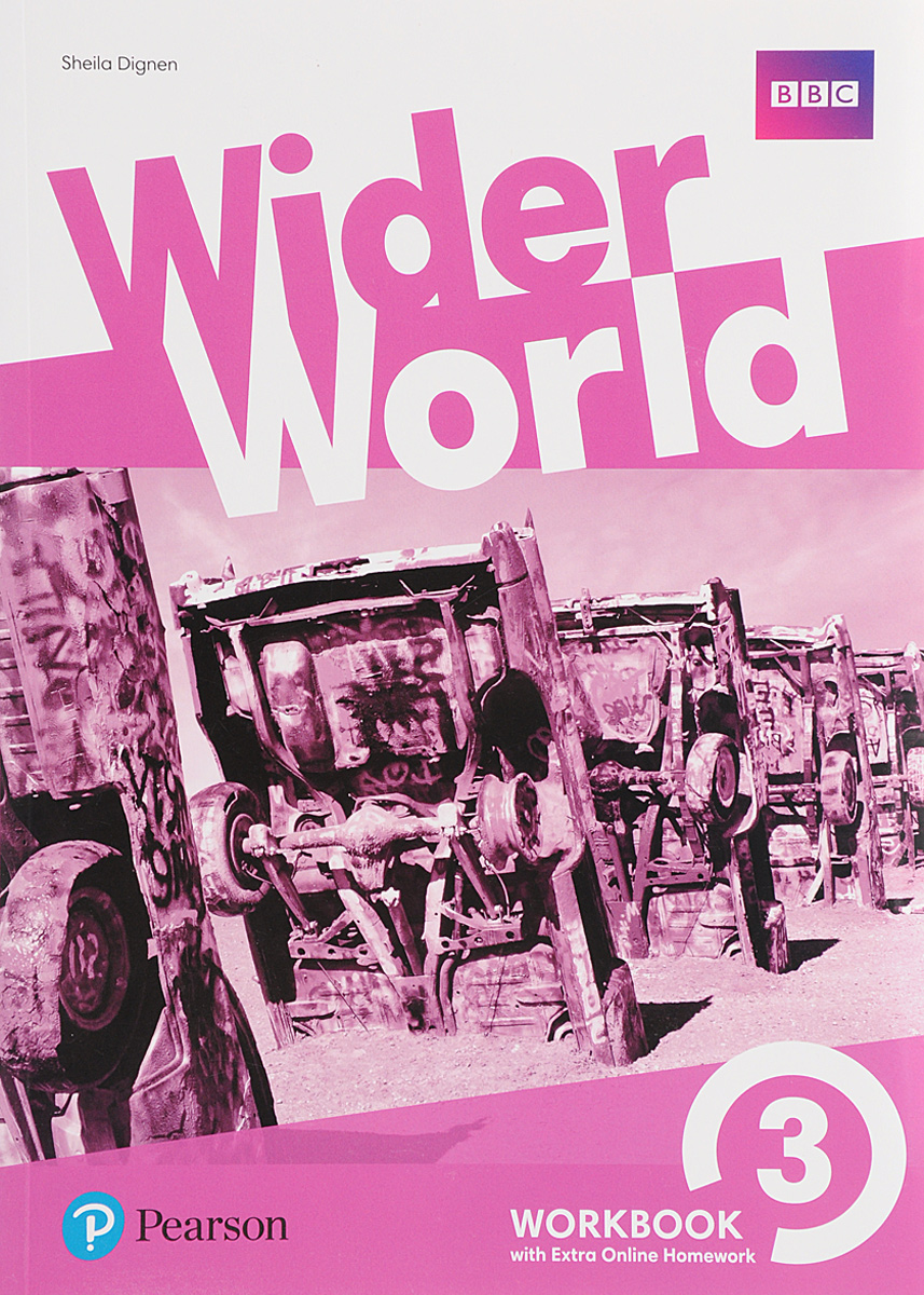 Wider World: Workbook 3: With Extra Online Homework paul wood western art and the wider world