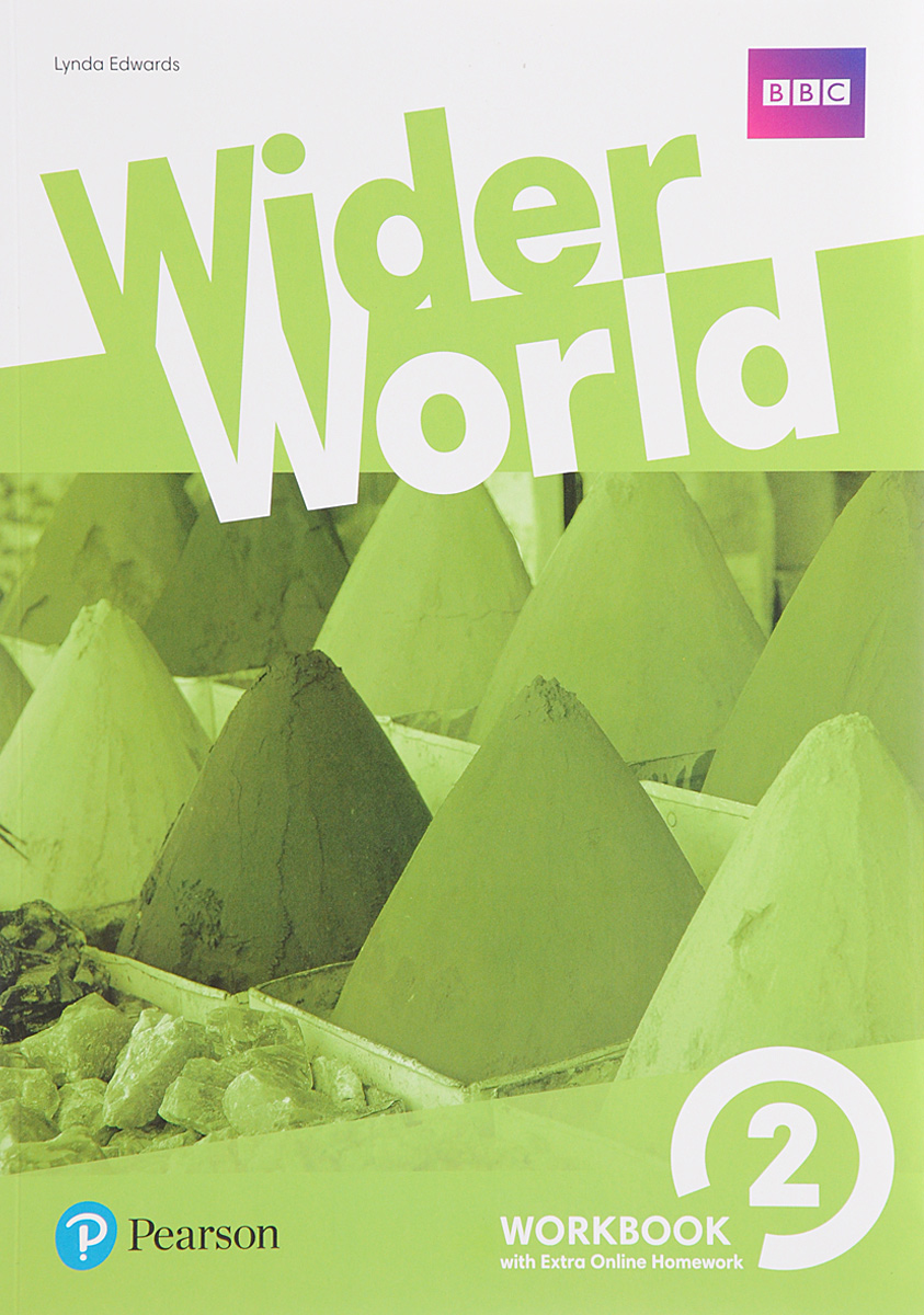 Wider World: Workbook 2: With Extra Online Homework