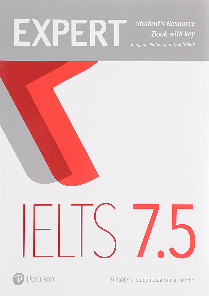Expert IELTS 7.5: Students' Resource Book with Key mcgarry f mcmahon p geyte e webb r get ready for ielts teacher s guide pre intermediate to intermediate ielts band 3 5 4 5 mp3