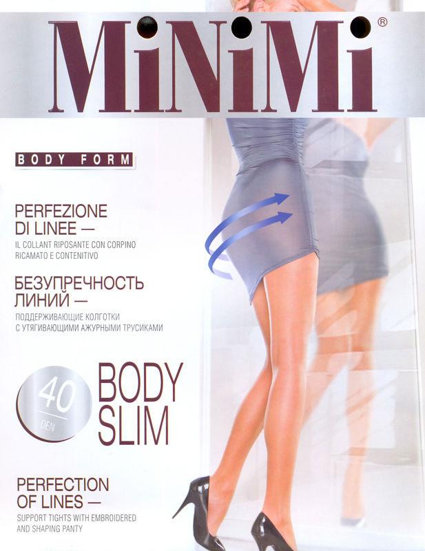 Колготки Minimi Body Slim 20, цвет: Caramello (карамель). Размер 4 колготки minimi desiderio размер 4 плотность 20 den caramello