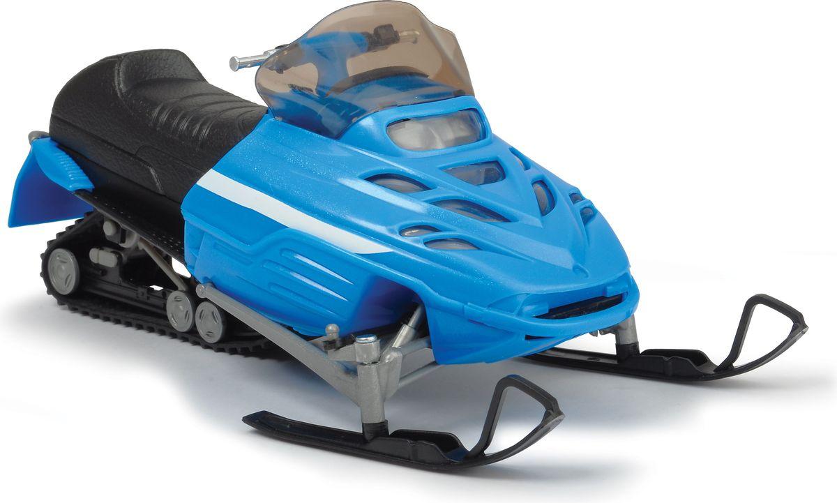 Dickie Toys Снегоход цвет голубой