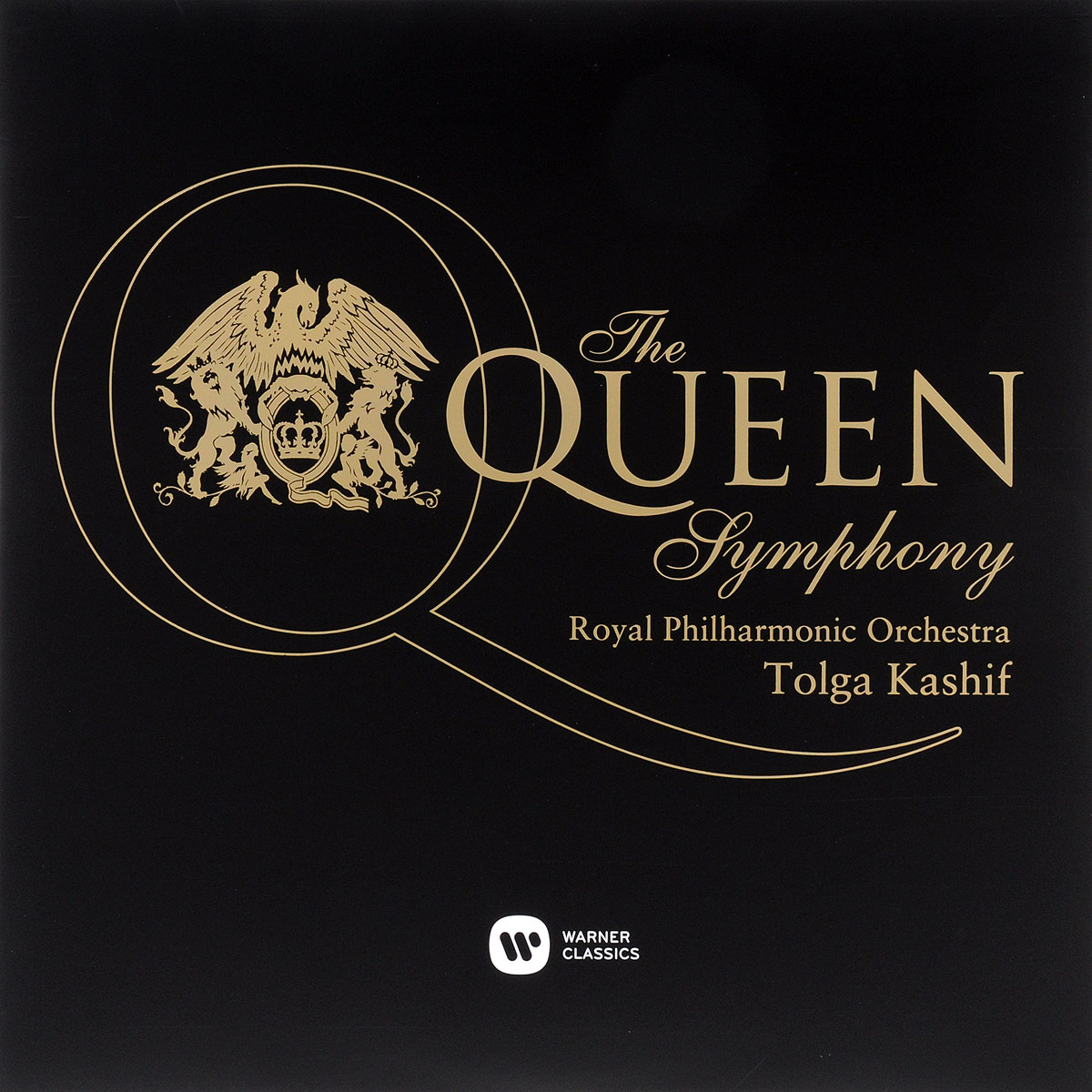 Zakazat.ru Tolga Kashif, Royal Philharmonic Orchestra. The Queen Symphony (2 LP)