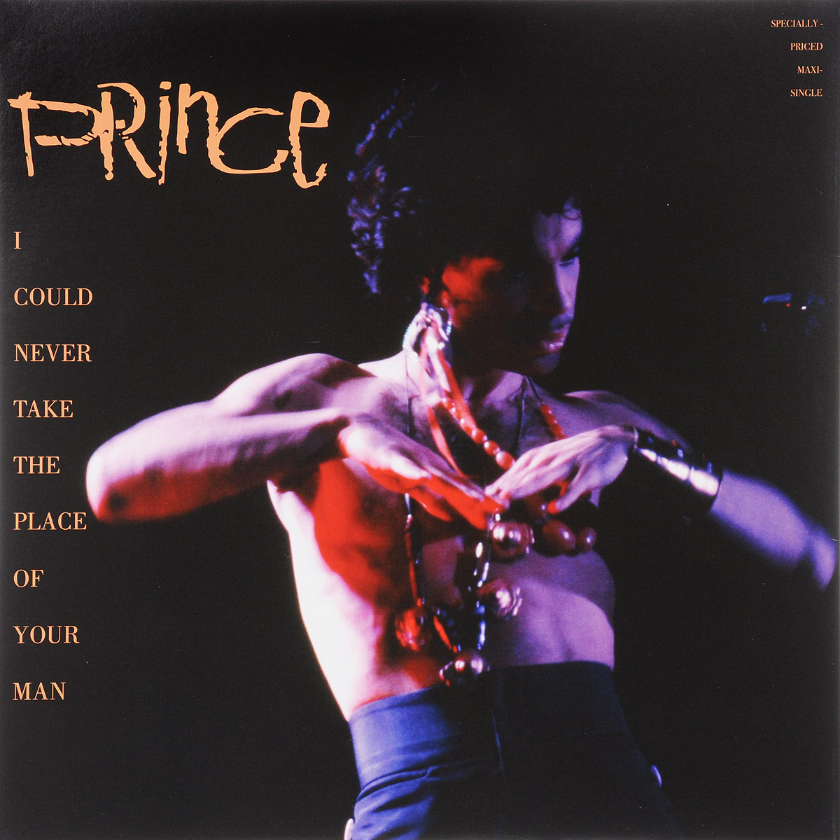 Принц Prince. I Could Never Take The Place Of Your Man (LP) mission survival 4 tracks of the tiger