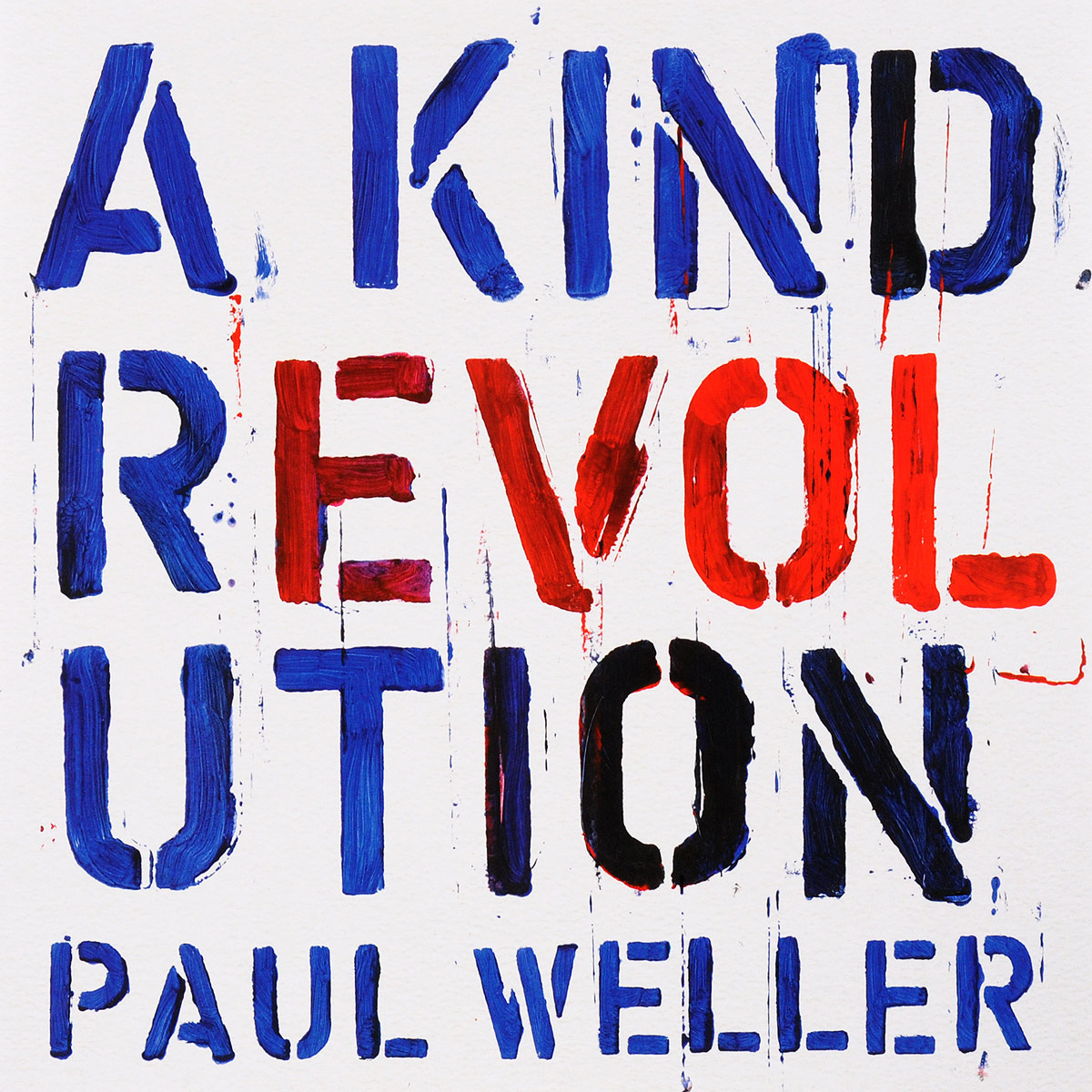 Пол Уэллер Paul Weller. A Kind Of Revolution (LP) pair of graceful solid color double side faux pearl earrings for women