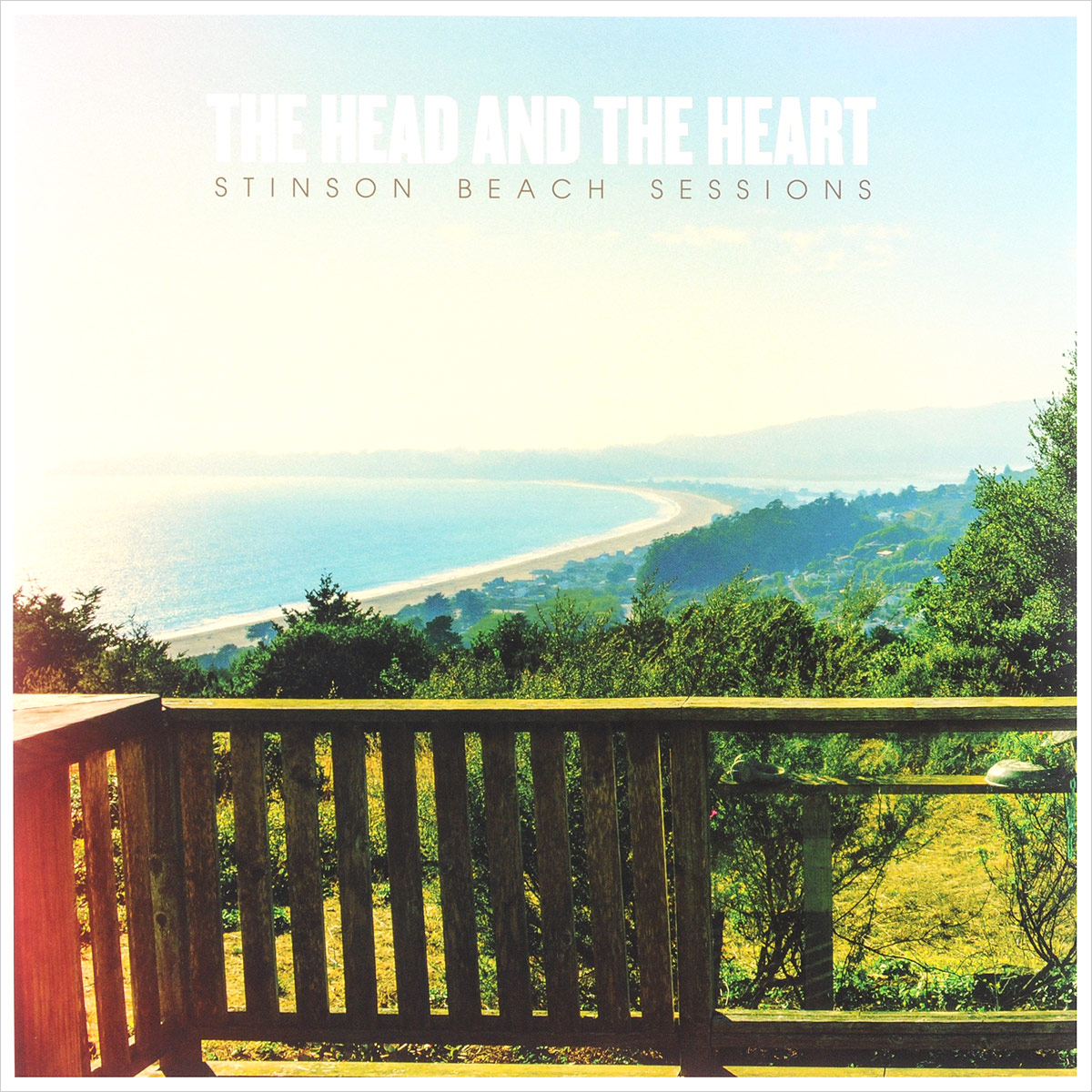The Head And The Heart The Head And The Heart. Stinson Beach Sessions (LP) quilted heart omnibus the