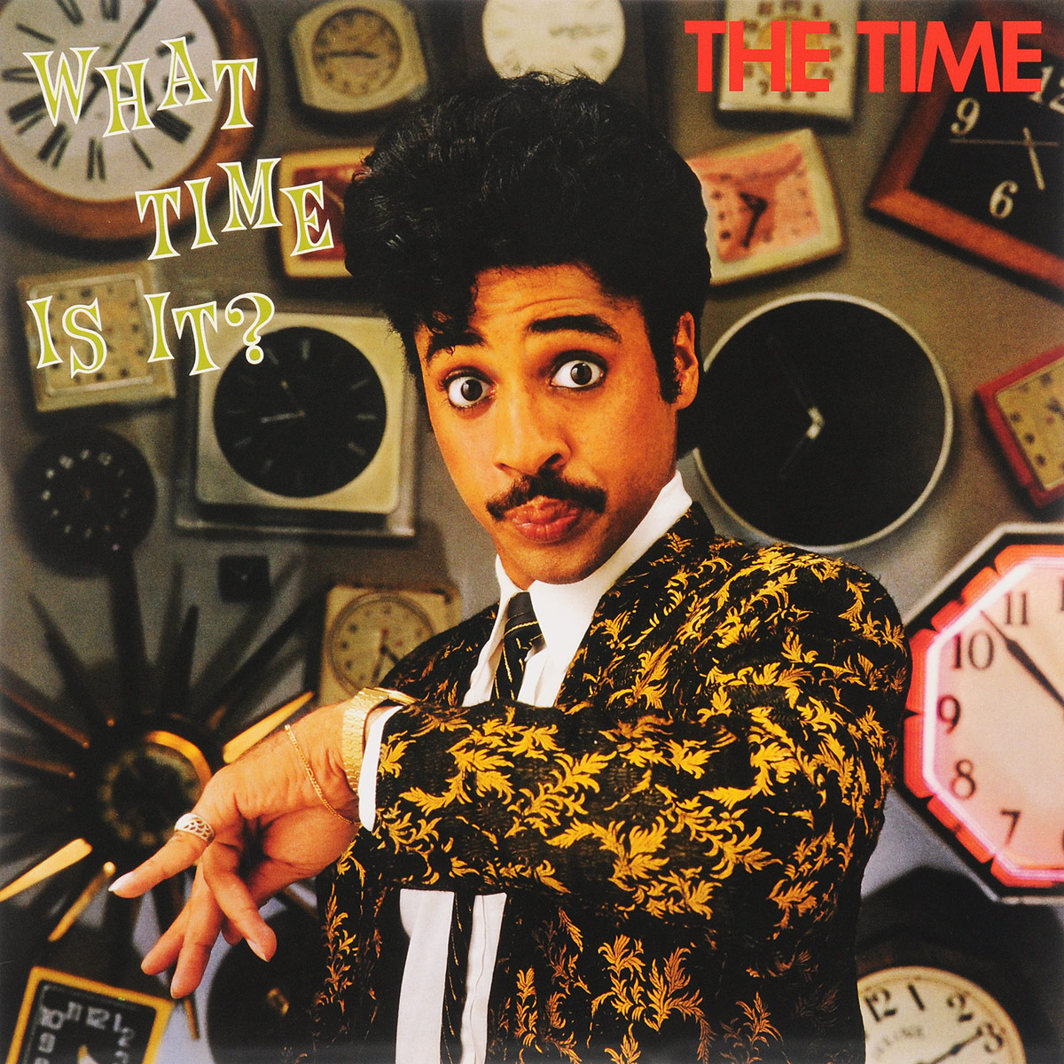 The Times The Time. What Time Is It? (LP) what s the time maisy