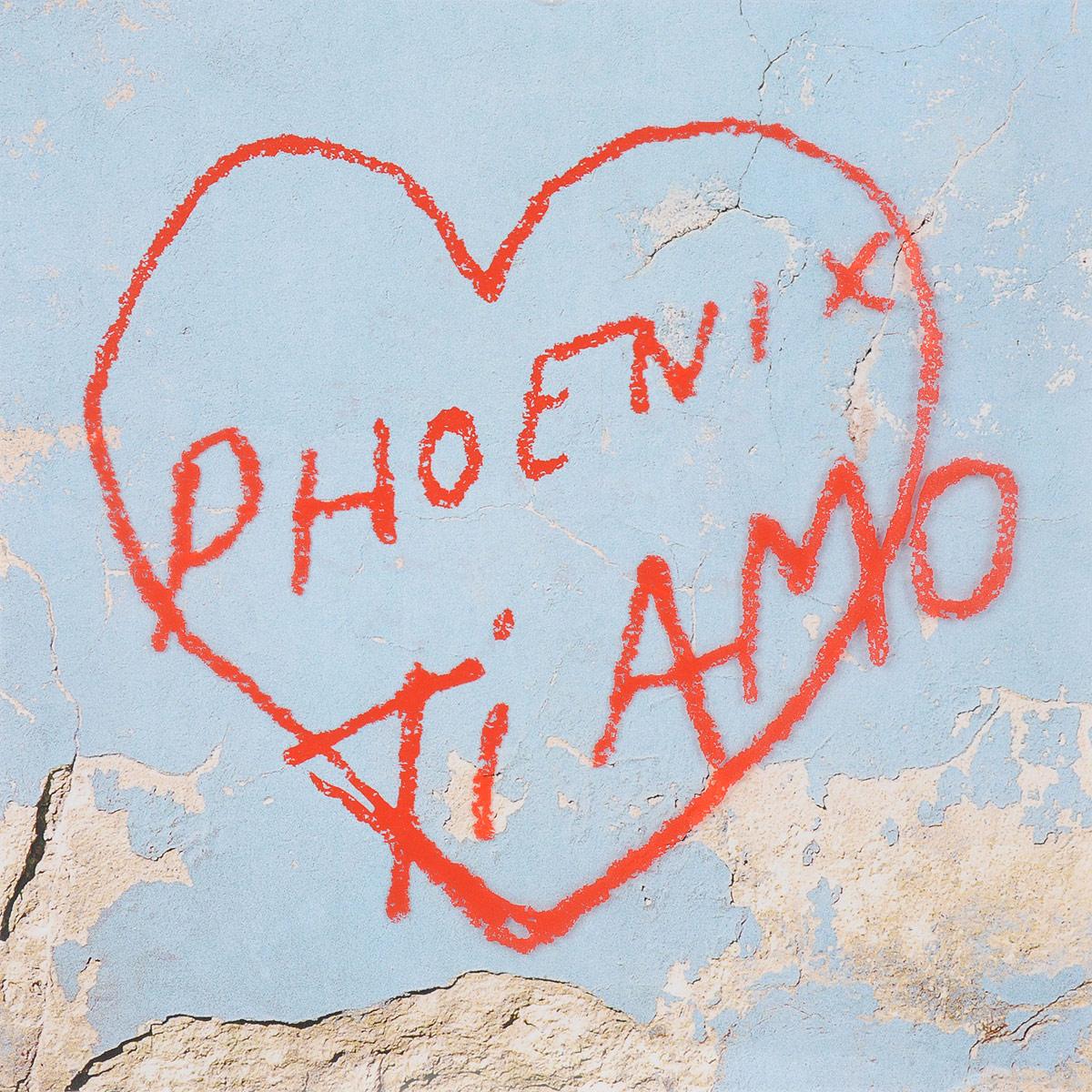 Phoenix. Ti Amo (LP)