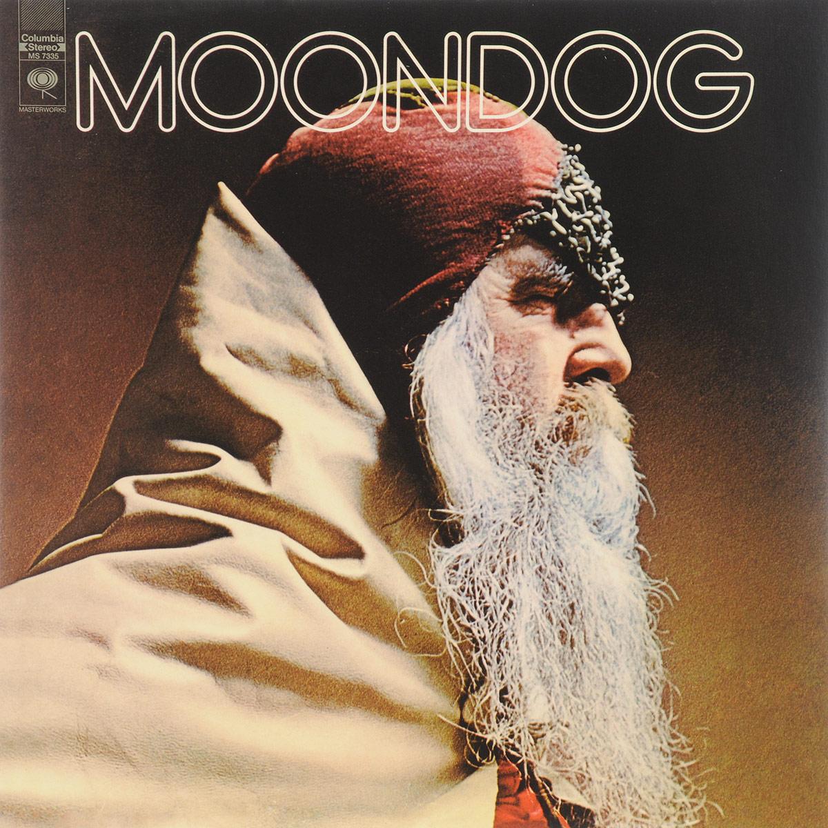 Moondog Moondog. Moondog (LP) дэнис уилсон dennis wilson bambu the caribou sessions lp