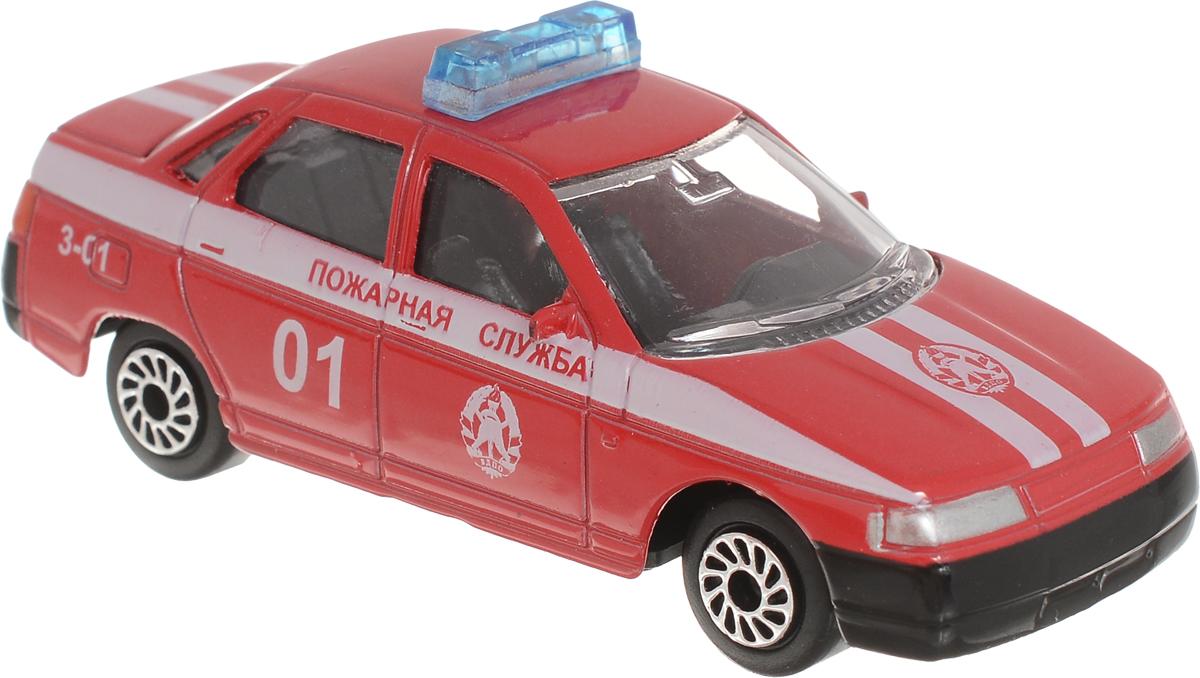 ТехноПарк Автомобиль Лада 110 Пожарная служба леди лада