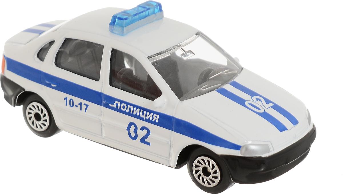 ТехноПарк Модель автомобиля Lada Kalina Полиция