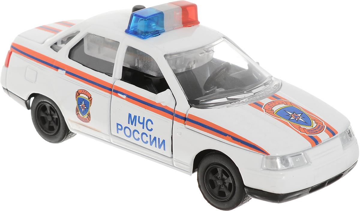 ТехноПарк Машинка инерционная Lada 2110 МЧС России куплю автозапчасти двер б у lada 2110