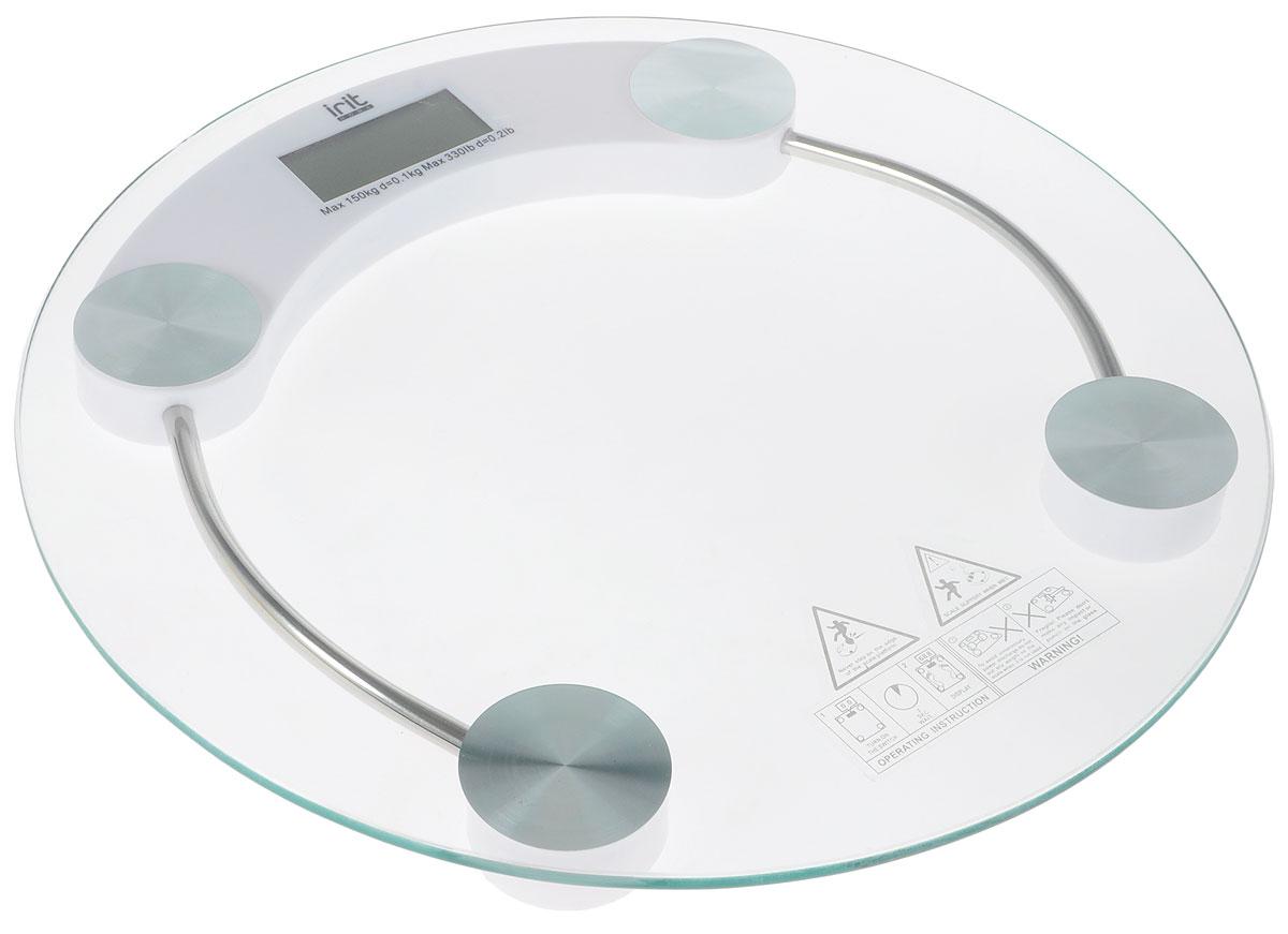 Irit IR-7250 весы напольныеIR-7250Напольные электронные весы Irit IR-7250 - неотъемлемый атрибут здорового образа жизни. Они необходимы тем, кто следит за своим здоровьем, весом, ведет активный образ жизни, занимается спортом и фитнесом. Очень удобны для будущих мам, постоянно контролирующих прибавку в весе, также рекомендуются родителям, внимательно следящим за весом своих детей.