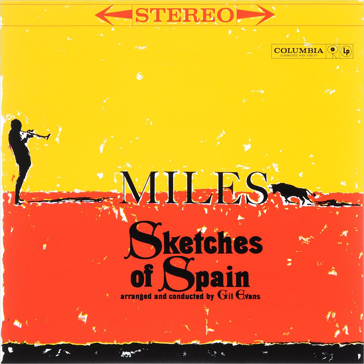 Майлз Дэвис Miles Davis. Sketches Of Spain (LP) майлз дэвис miles davis someday my prince will come lp