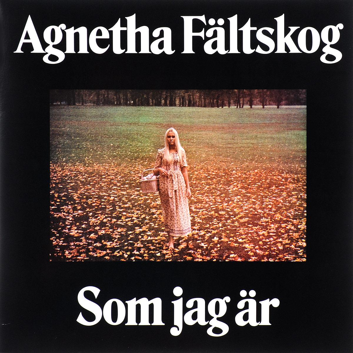 Агнета Фальтског Agnetha Faltskog. Som Jag Ar (LP) abba abbaagnetha faltskog som jag ar 180 gr