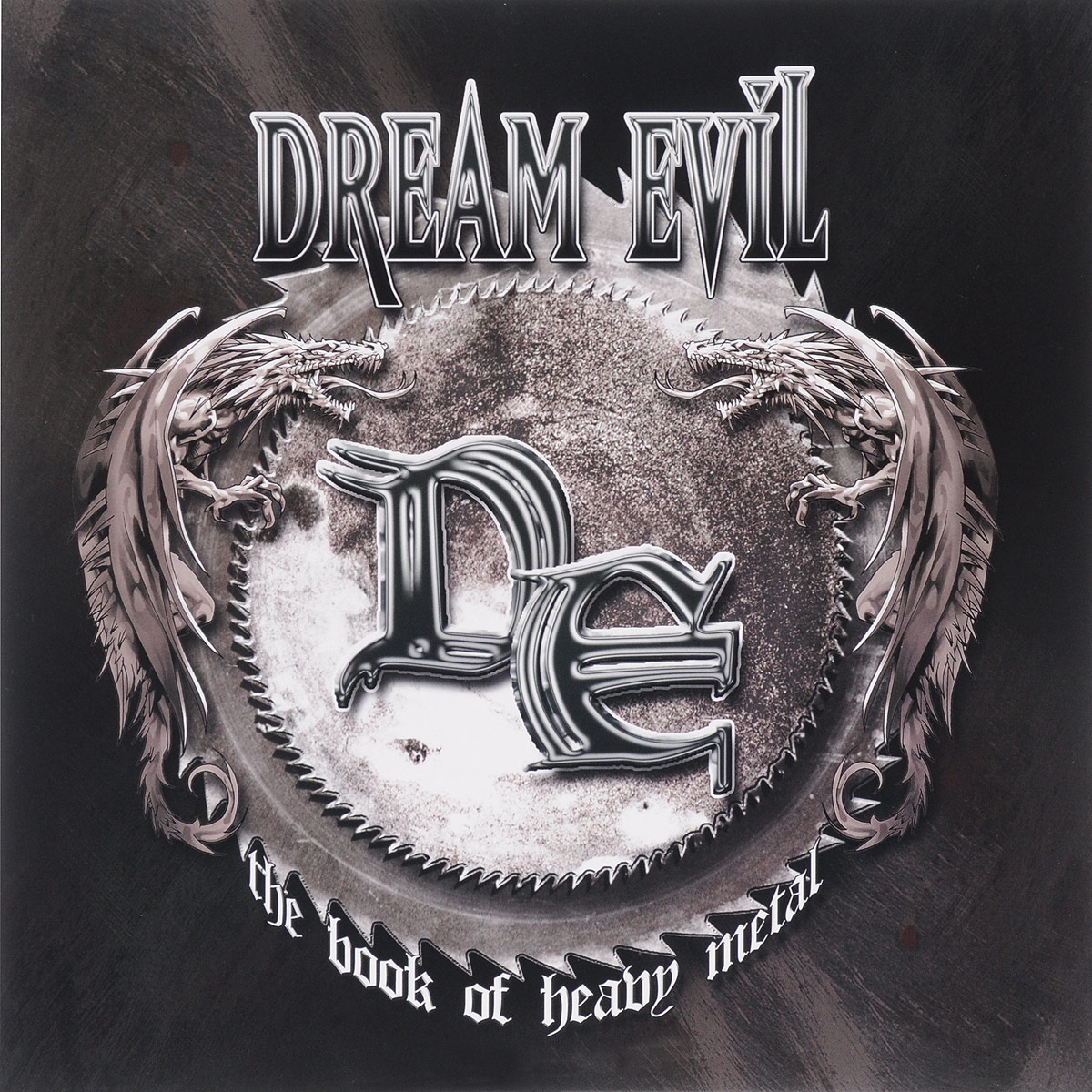 Dream Evil Dream Evil. The Book Of Heavy Metal (LP + CD)