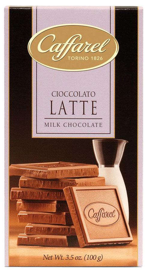 Caffarel шоколад молочный, 100 г донато карризи подсказчик