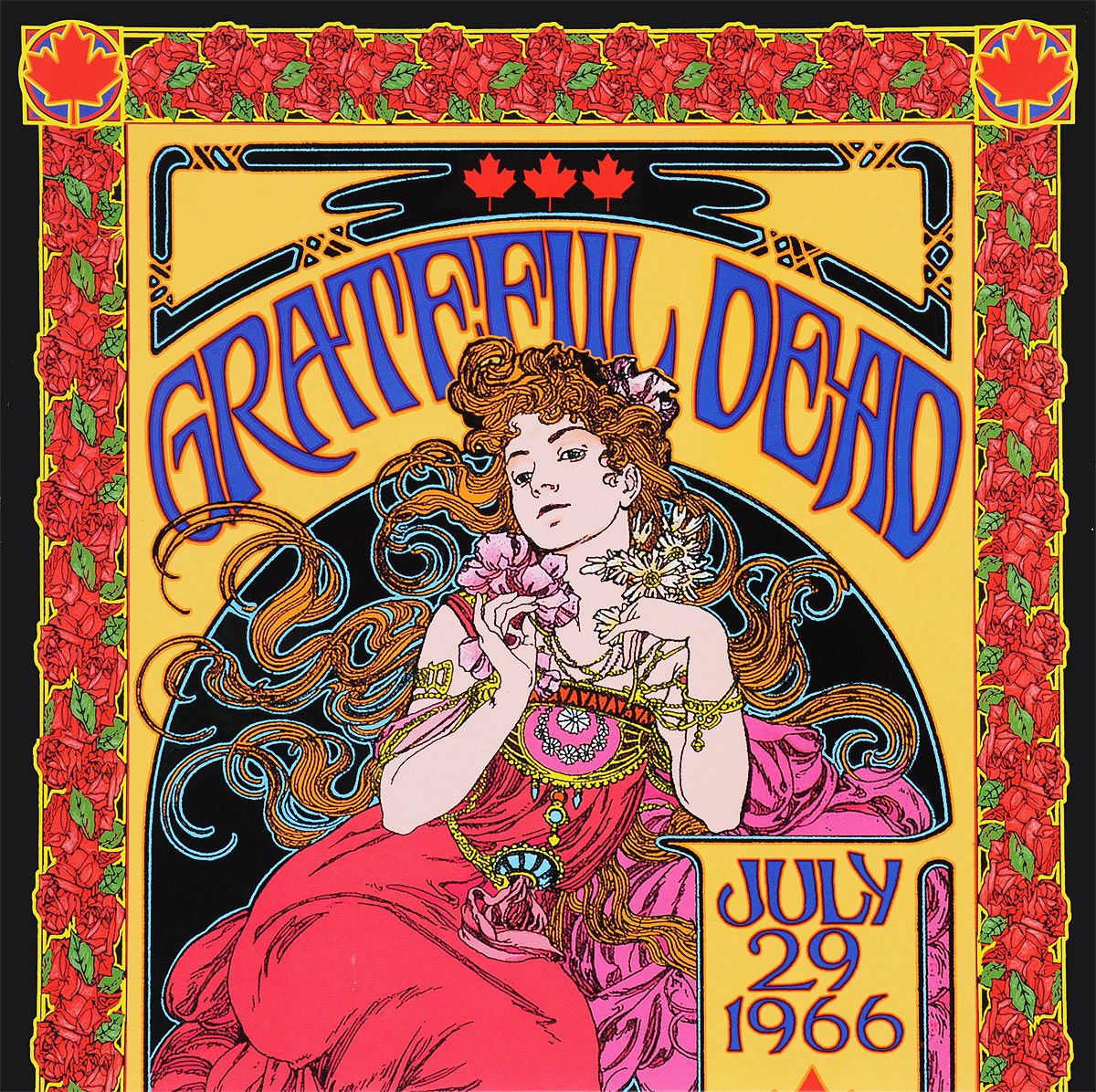 The Grateful Dead Grateful Dead. P.N.E. Garden Aud., Vancouver, Canada, July 29 1966. Limited Edition (2 LP) roxy music roxy music the studio albums limited edition 8 lp