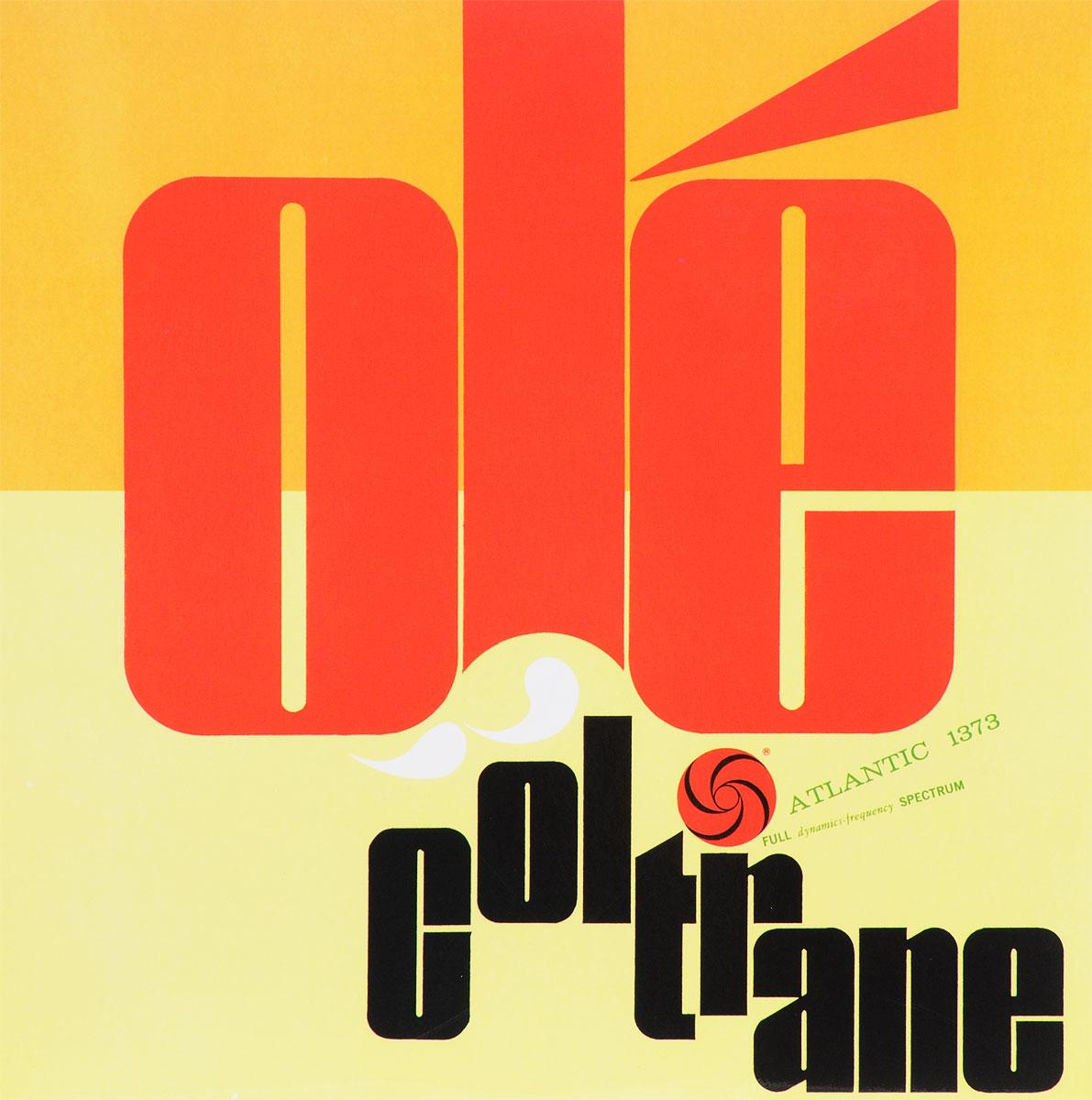 Джон Колтрейн John Coltrane. Ole Coltrane (LP) джон колтрейн john coltrane concert in japan