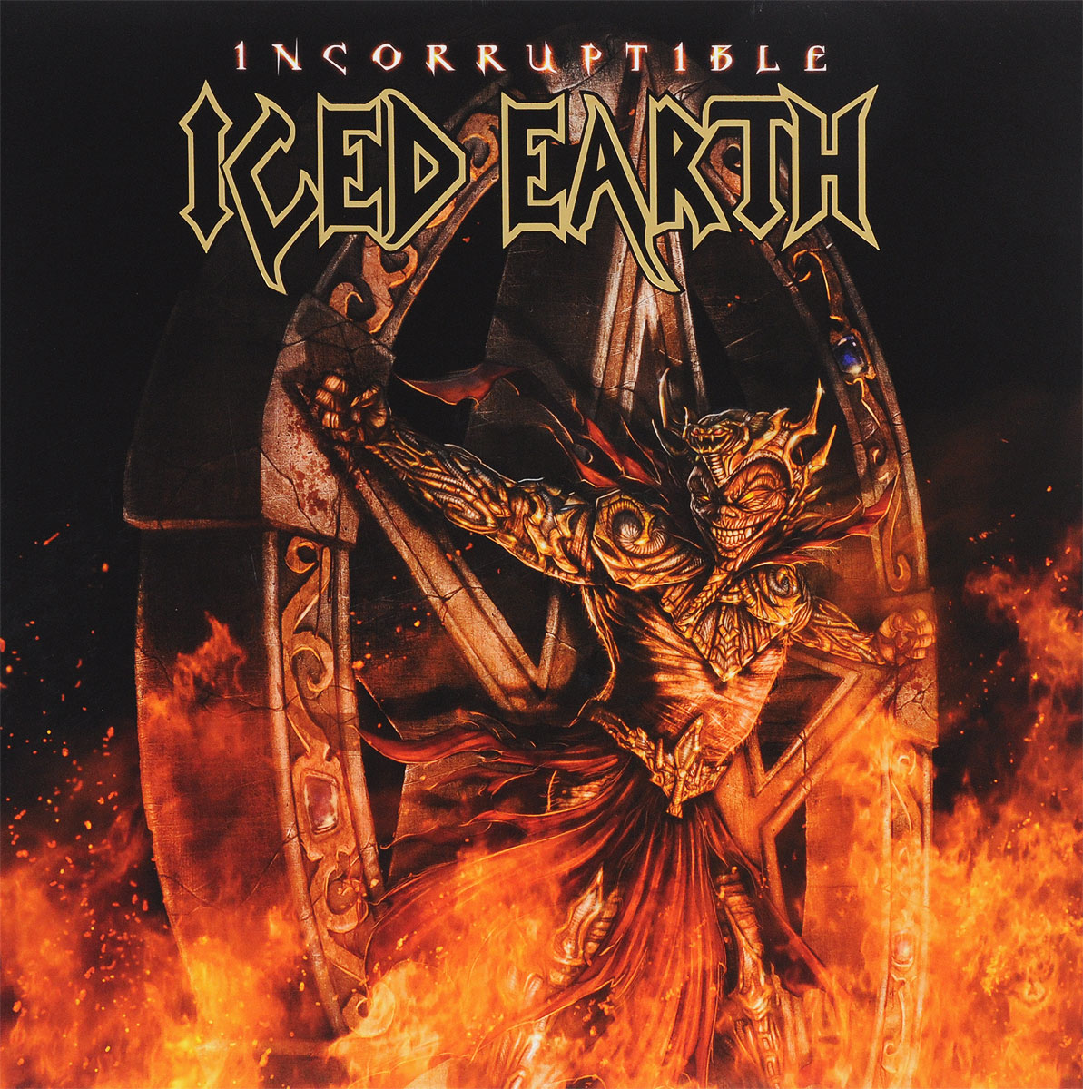 Iced Earth Iced Earth. Incorruptible (2 LP + CD) iced earth festivals of the wicked 2 dvd