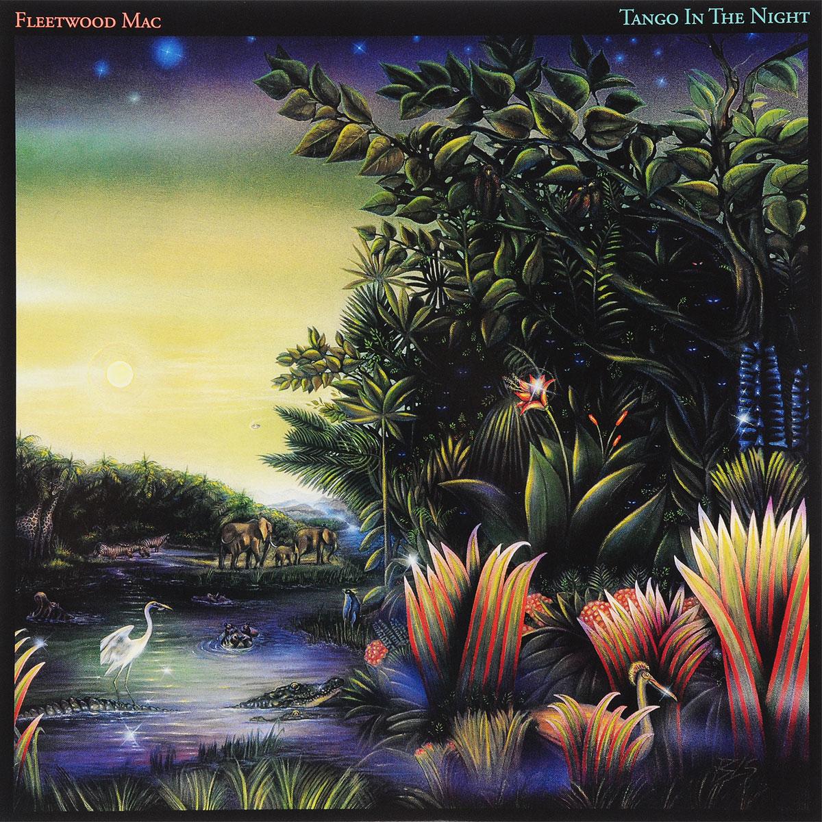 Fleetwood Mac Fleetwood Mac. Tango In The Night (LP) fleetwood mac fleetwood mac kiln house