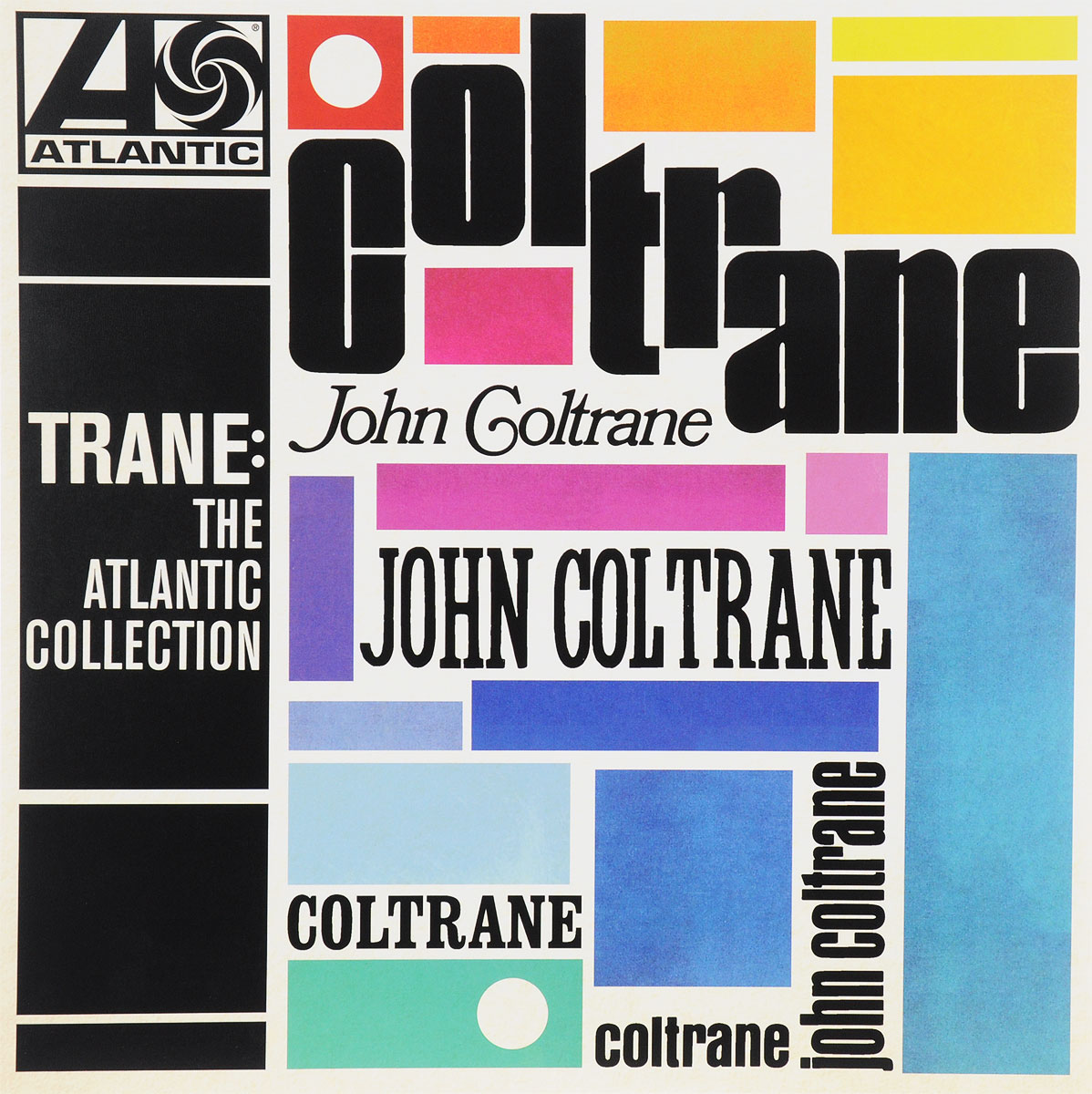 Джон Колтрейн John Coltrane. Trane. The Atlantic Collection (LP) джон колтрейн маккой тайнер стив дэвис элвин джонс john coltrane my favorite things lp