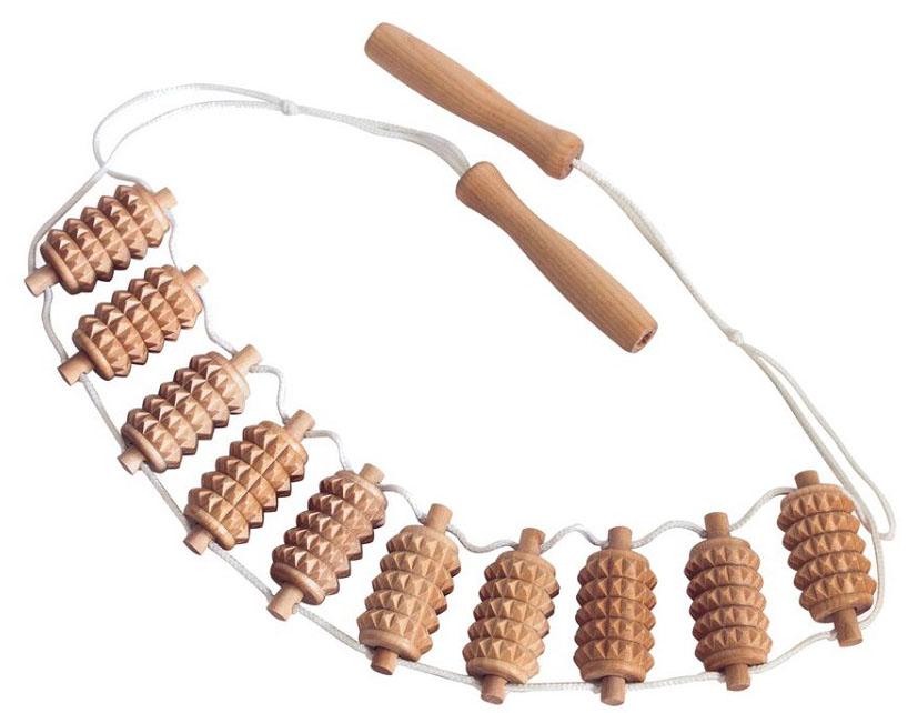 Массажер ленточный зубчатый Тимбэ Продакшен . МА3215
