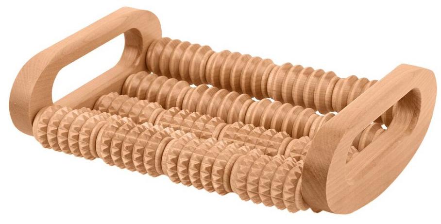 Массажер для спины Тимбэ Продакшен. МА4301МА4301На спине и лопатках находится много акупрессурных точек, стимуляция которых способствует снятию перенапряжения и депрессии.При массаже, кожные сосуды расширяются, кровообращение улучшается, активизируется питание кожи и деятельность желез. Повышается тонус кожи, она становится гладкой, эластичной, упругой, розовой, чистой. Когда к коже приливает кровь, она лучше усваивает питательные вещества.