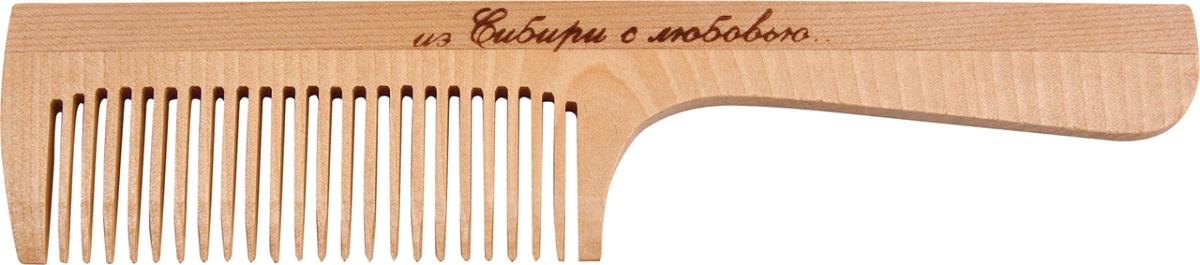 Расческа деревянная. РД3101