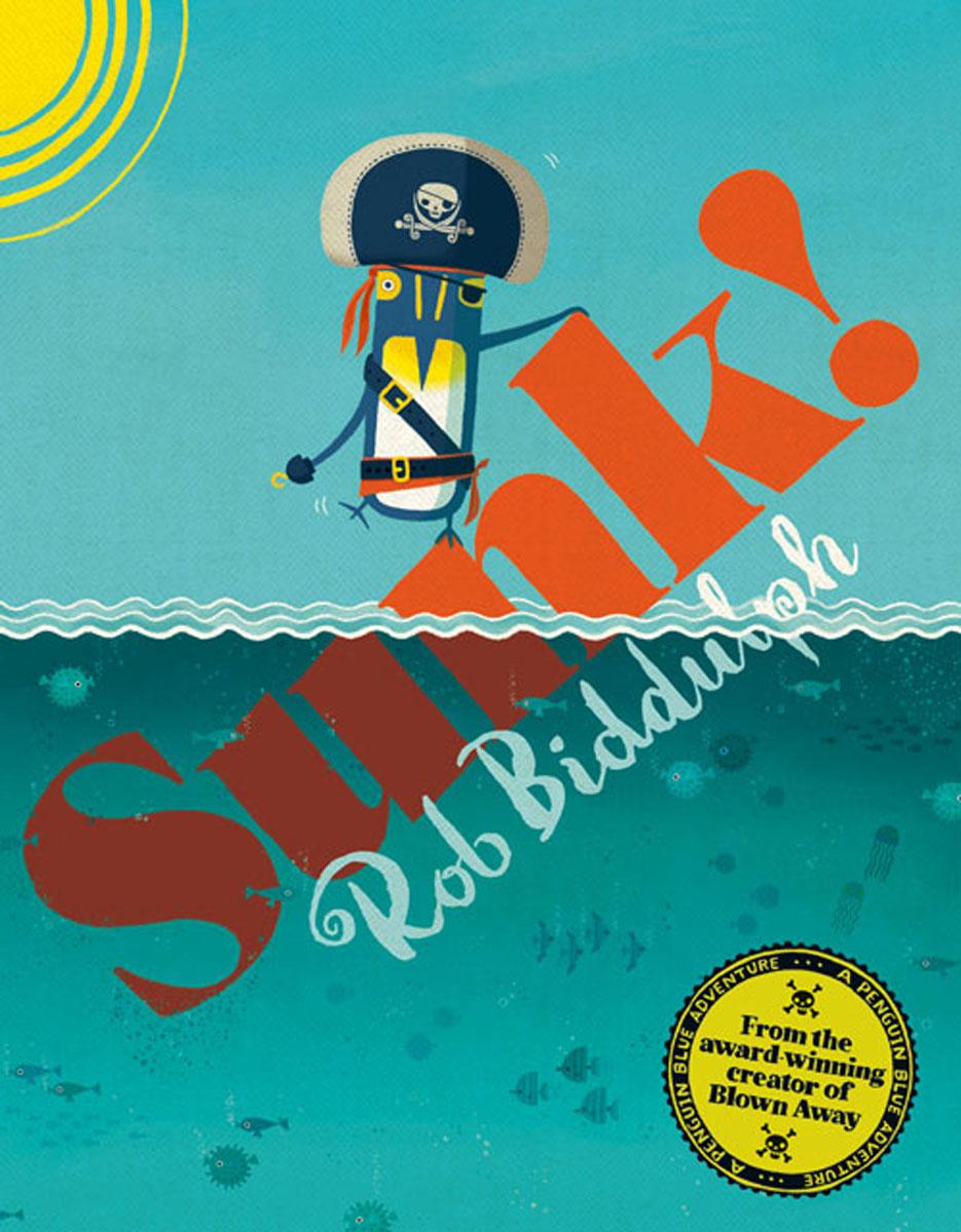 Sunk! penguin island