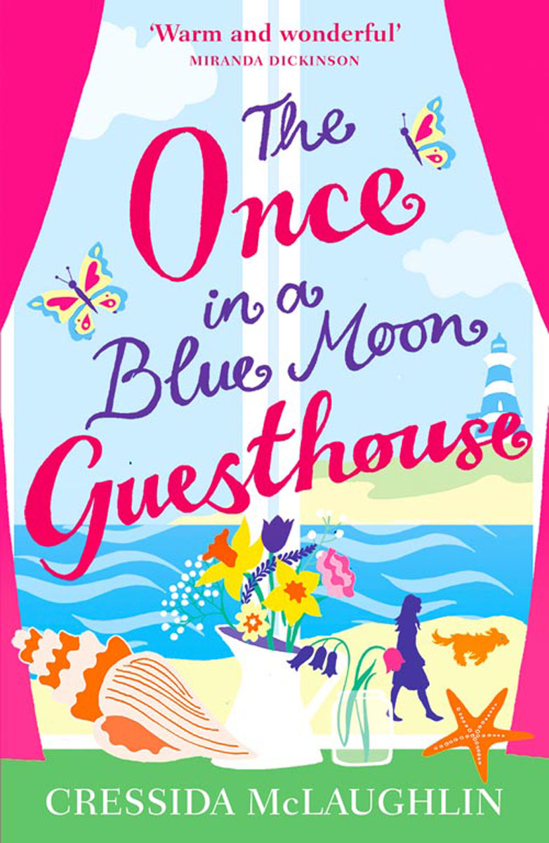The Once In A Blue Moon Guesthouse campion grey
