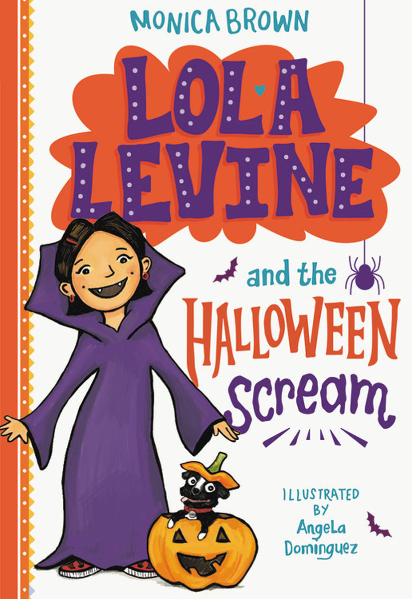 Lola Levine and the Halloween Scream