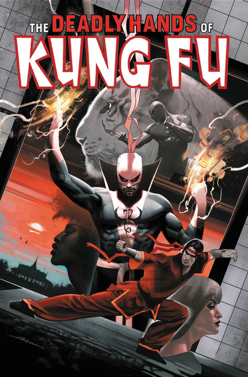 Deadly Hands of Kung Fu Omnibus Vol. 2 marvel universe by chris claremont omnibus