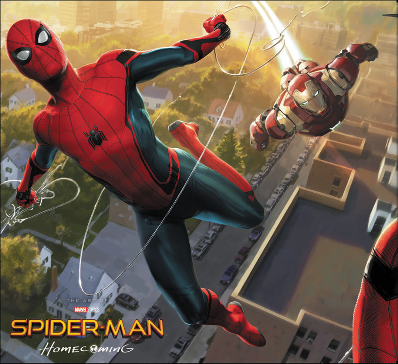 Spider-Man: Homecoming: The Art of the Movie the history of england volume 3 civil war