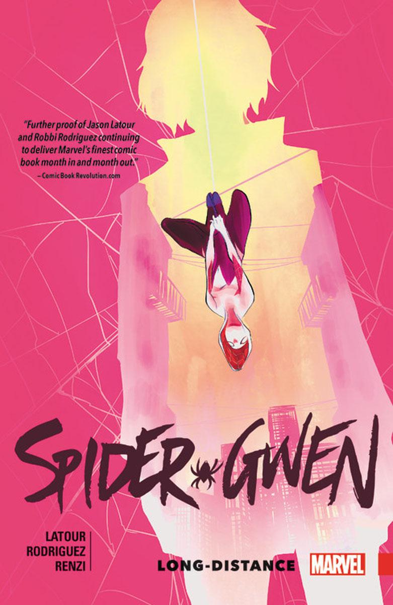 Spider-Gwen Vol. 3 the superior foes of spider man vol 3