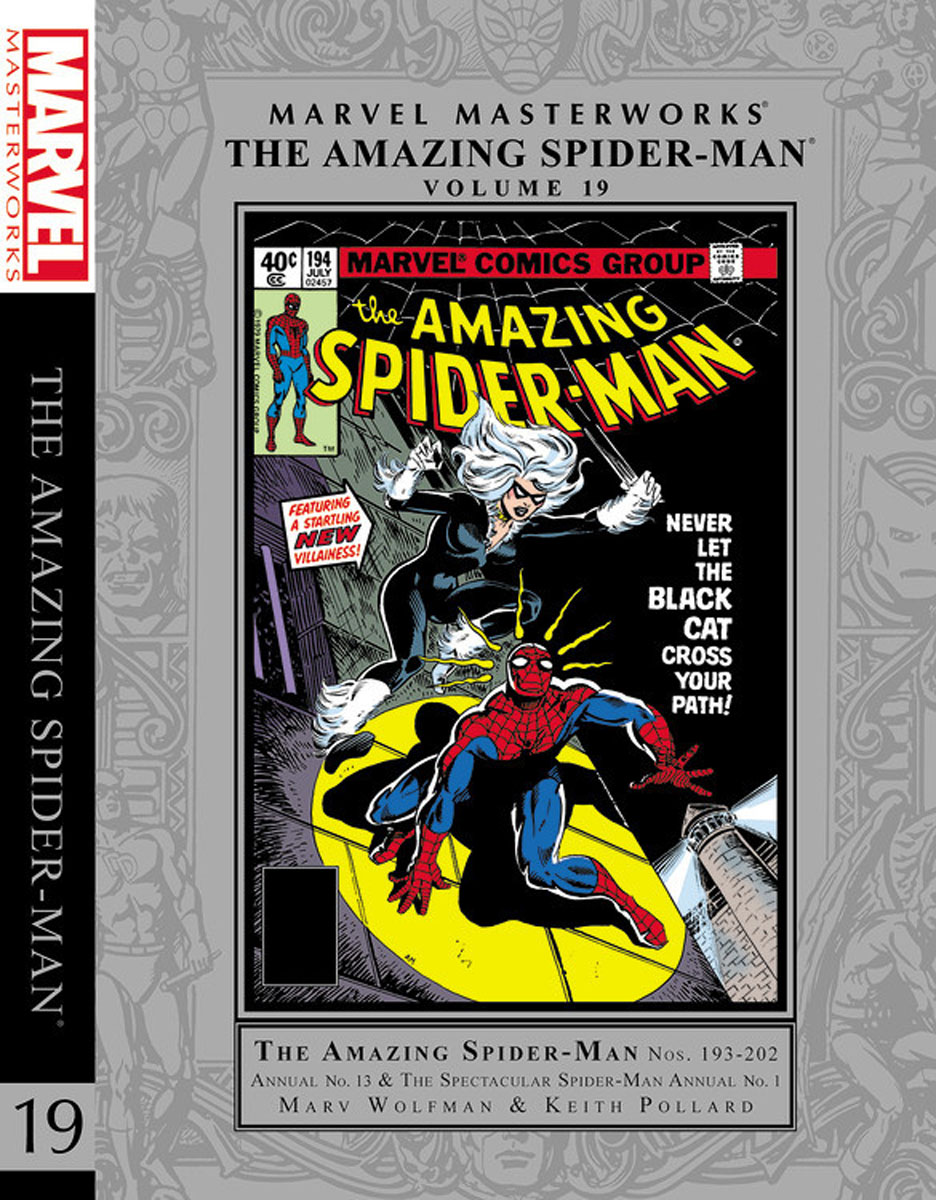 Marvel Masterworks: The Amazing Spider-Man Vol. 19 amazing spider man worldwide vol 6