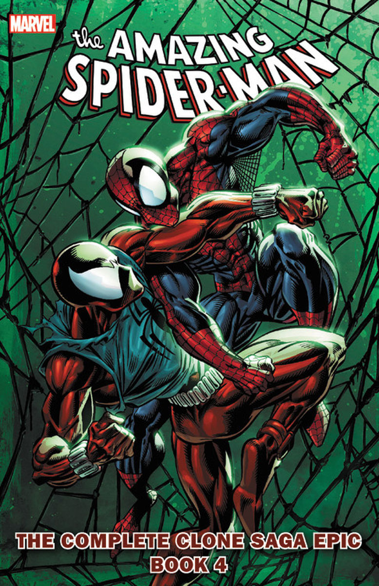 Spider-Man: The Complete Clone Saga Epic Book 4 spider man brand new day the complete collection vol 3