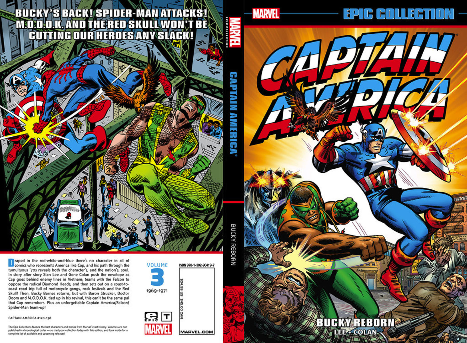 Captain America Epic Collection: Bucky Reborn television politics and the transition to democracy in latin america
