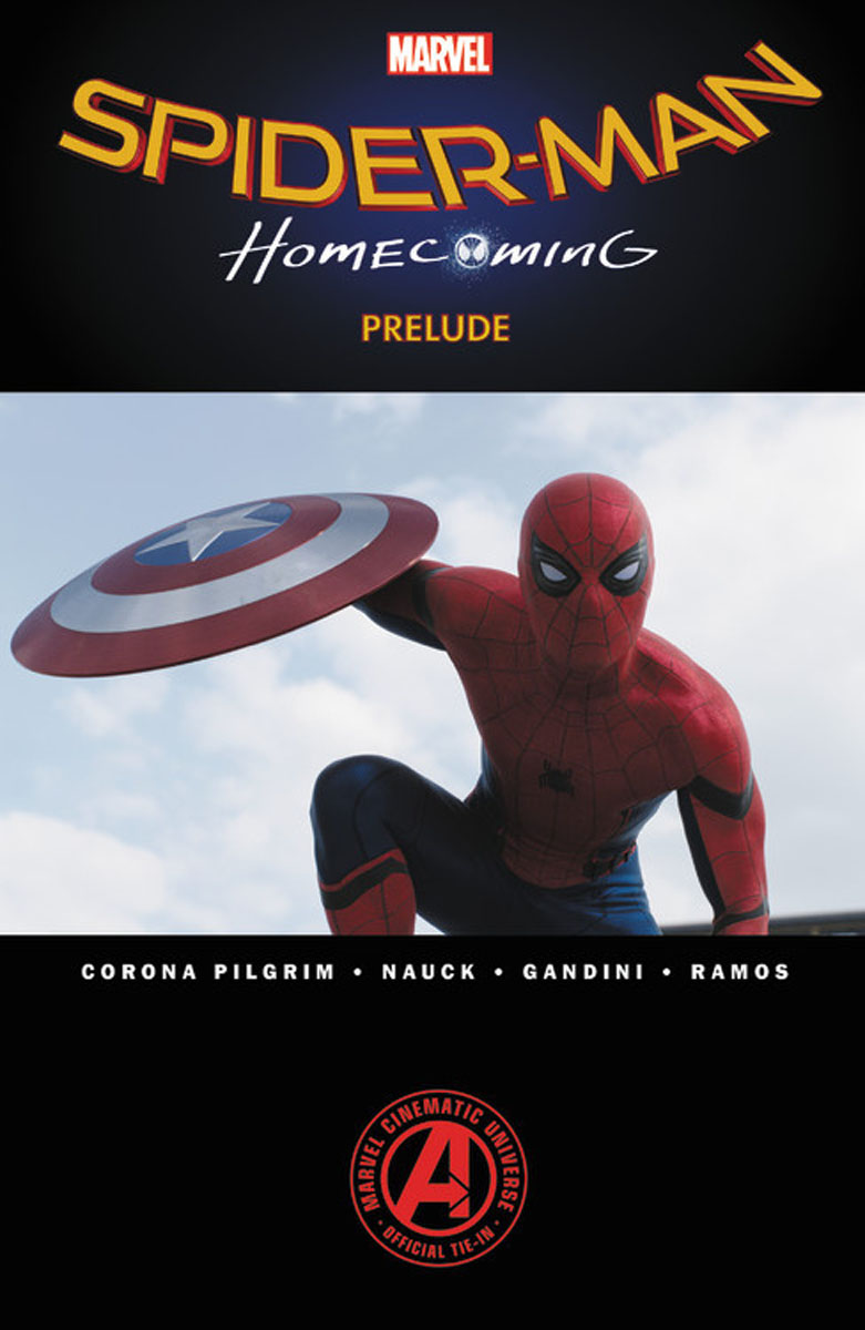 Spider-Man: Homecoming Prelude victorian america and the civil war