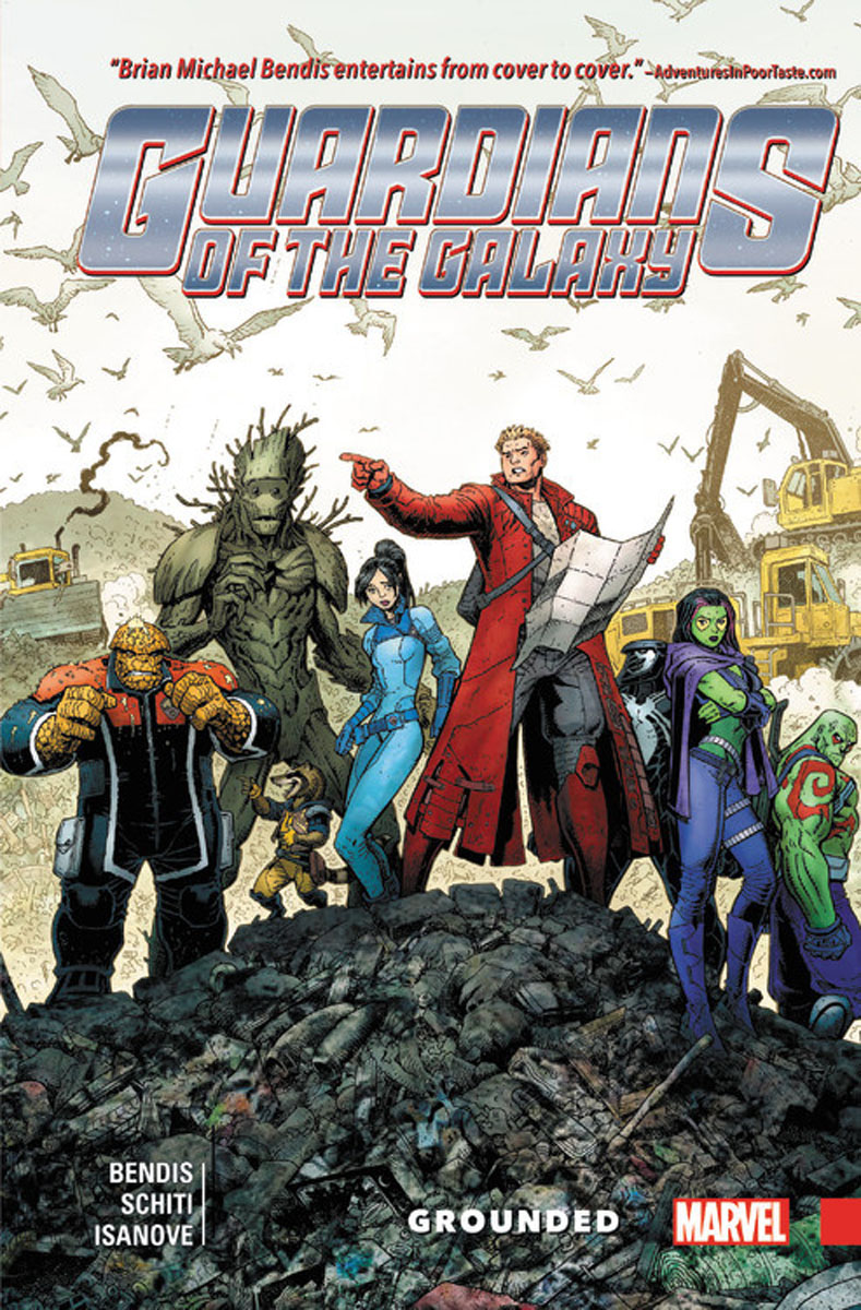 Guardians of the Galaxy: New Guard Vol. 4 майка классическая printio guardians of the galaxy vol 2