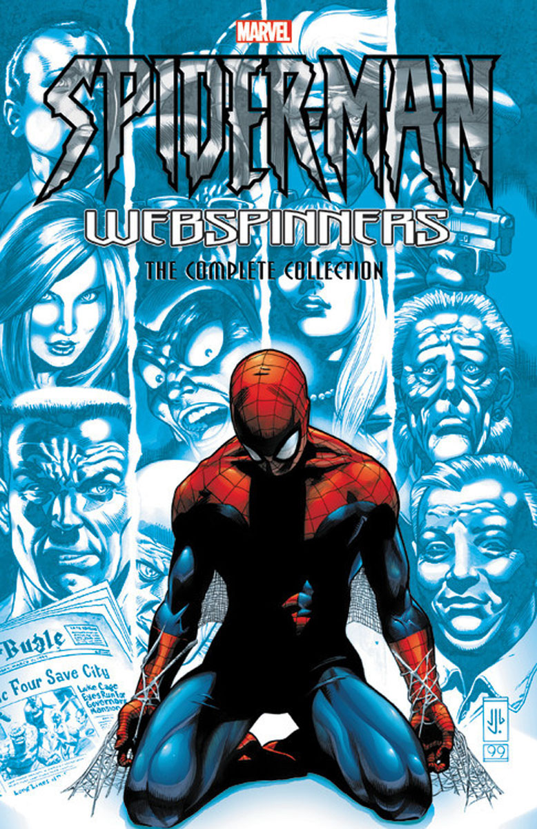 Spider-Man: Webspinners: The Complete Collection spider man 2099 classic volume 3 the fall of the hammer