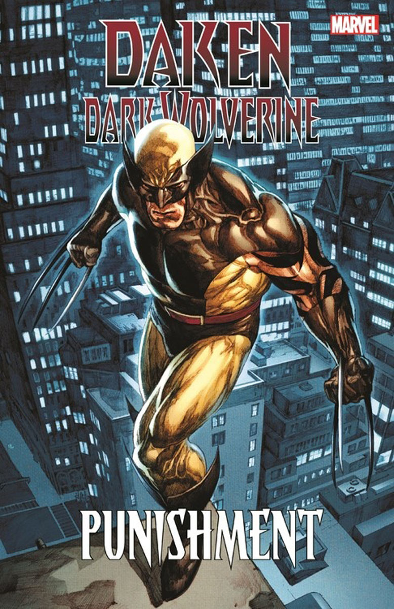 crosman vigilante Daken: Dark Wolverine - Punishment